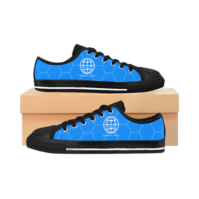 Planet Love Global Heart Men's Sneakers - Discount Home & Office