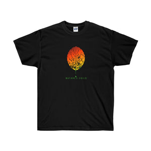 Golden New Yorker Leaf Unisex Ultra Cotton Tee - Discount Home & Office