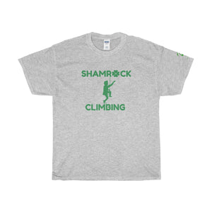 St. Patrick's Day Shamrock Climbing Unisex Tee - Discount Home & Office