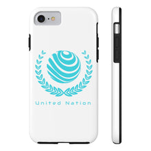 United Nation Emblem Smartphone Case