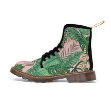 Lush Tropics Women's Martin Boots - Discount Home & Office