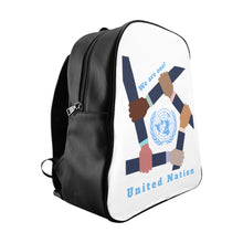 We are one! United Nation Backpack - Discount Home & Office