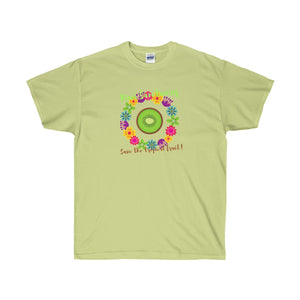 Kiwi Sanctuary Unisex Ultra Cotton Tee - Discount Home & Office