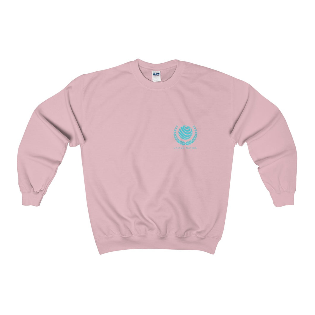 United Nation Emblem Sweatshirt