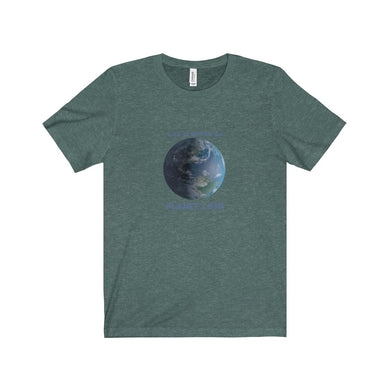 Life Is Better On Planet Love Unisex Tee - Discount Home & Office