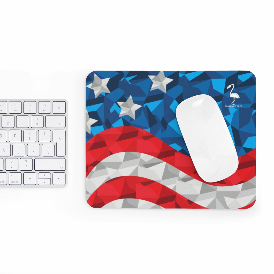 American Flamingo Mousepad - Discount Home & Office