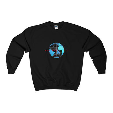 Planet Love Globe Sweatshirt - Discount Home & Office