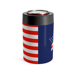 Stars & Stripes Forever Can Holder - Discount Home & Office