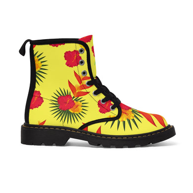 Tropical Breeze Kid's Martin Boots