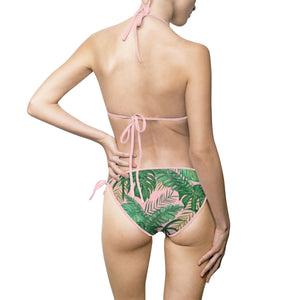 Lush Tropics Women's Bikini Swimsuit - Discount Home & Office