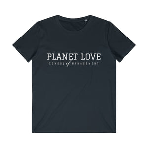 Planet Love School of Management Organic T-Shirt - Discount Home & Office