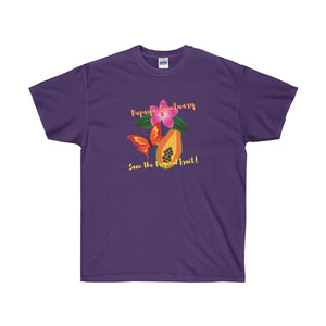 Papaya Sanctuary Unisex Ultra Cotton Tee - Discount Home & Office