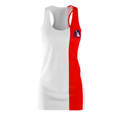 Cova Tembel Statue of Liberty Women's Racerback Sport Dress - Discount Home & Office