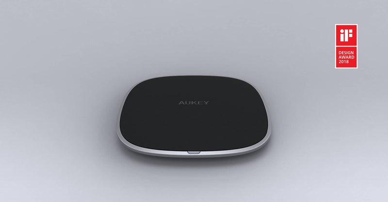 AUKEY Wireless Charger Receives iF DESIGN AWARD 2018