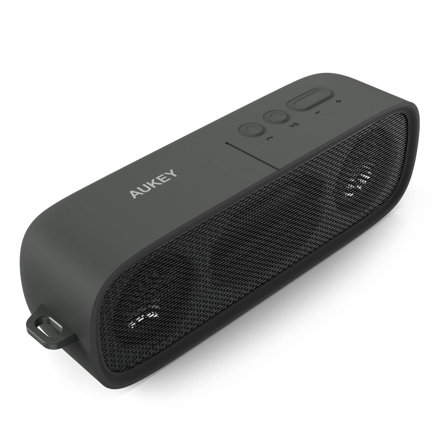 SK-M7 Wireless Portable Bluetooth 4.1 outdoor Stereo Speaker - Black