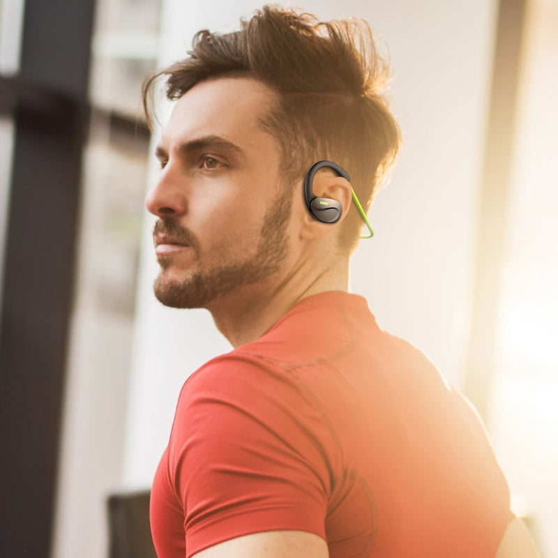 AUKEY EP-B34 Feather Light Wireless sport bluetooth stereo earphone - Aukey Malaysia Official Store