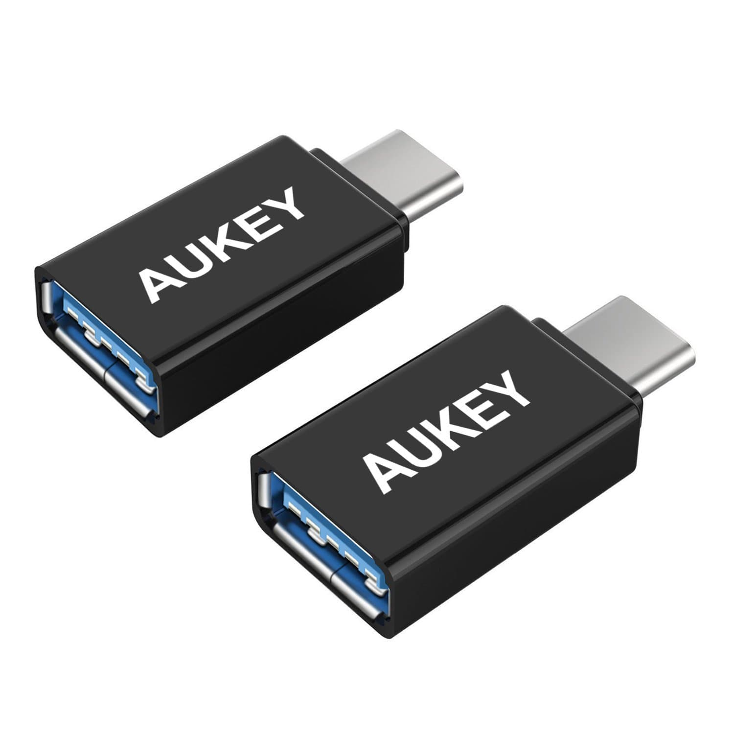 AUKEY CB-A1 USB 3.0 A to C Adapter (2 Pack) - Aukey Malaysia Official Store