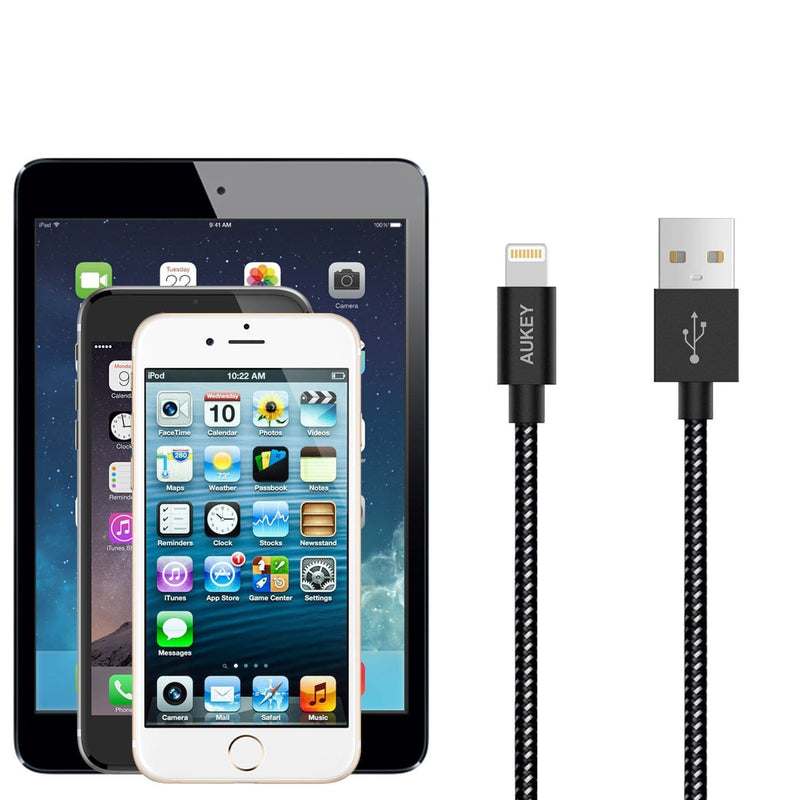 Aukey CB-D16 Apple cable perfect for iphone and ipad