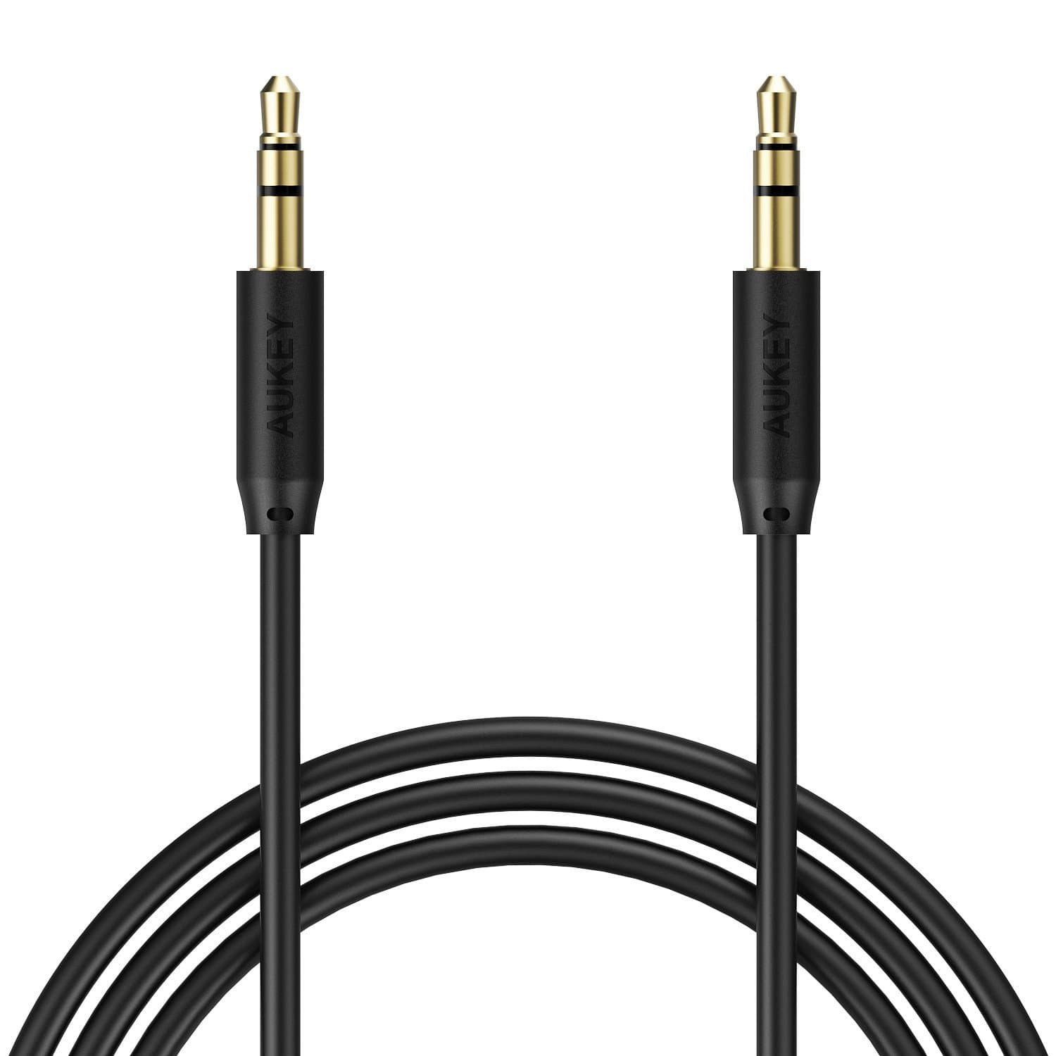 CB-V10 Premium 3.5mm Audio Gold Plated AUX Cable 1.2 METER