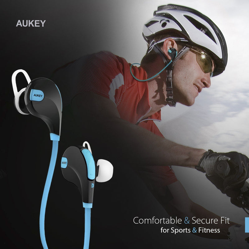 AUKEY EP-B4 Sports Wireless Bluetooth Headset - Aukey Malaysia Official Store