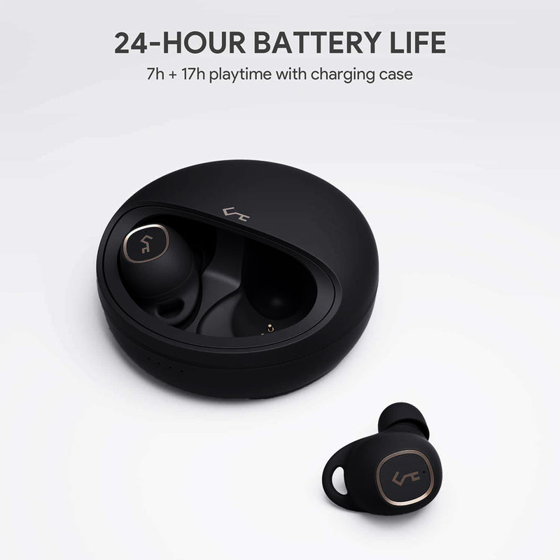 EP-T10 Lite Key Series IPX5 BT 5.0 TWS True Wireless Earphone with Touch Control