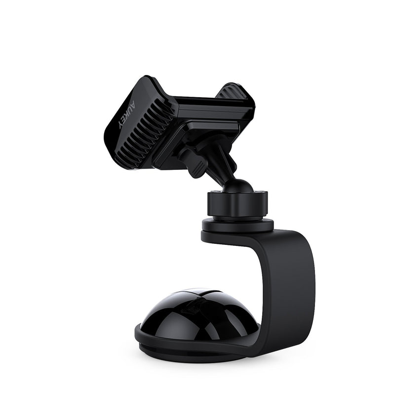 AUKEY HD-C30 360 Degree Rotating Windshield Dashboard Car Mount - Aukey Malaysia Official Store