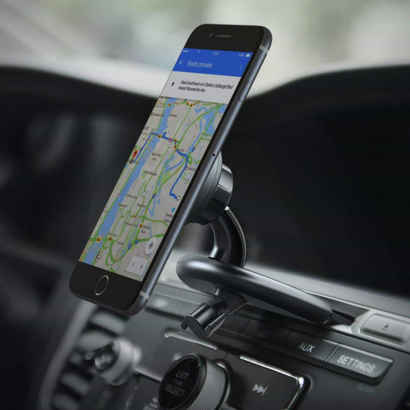 HD-C40 CD Slot Magnetic Phone Car Mount