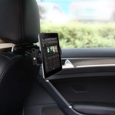 HD-C41 360 Degree Rotation Tablet Car Headrest Holder