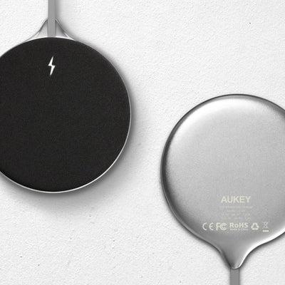 AUKEY LC-Q4 10W Fast Charging Wireless Charger - Aukey Malaysia Official Store