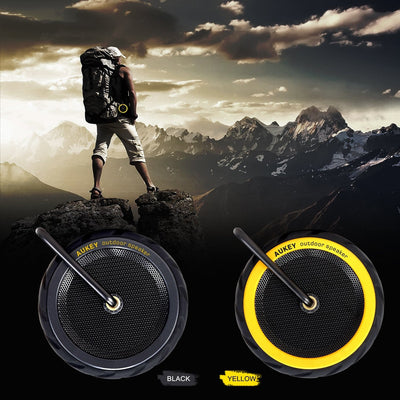 AUKEY SK-M4 Wireless Bluetooth Outdoor Wheel Speaker with Water & Shock Resistant - Aukey Malaysia Official Store