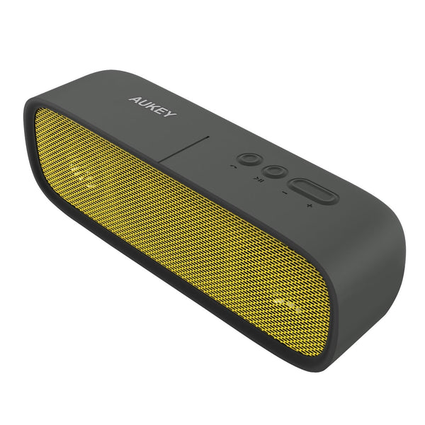 AUKEY SK-M7 Wireless Portable Bluetooth 4.1 outdoor Stereo Speaker - Aukey Malaysia Official Store