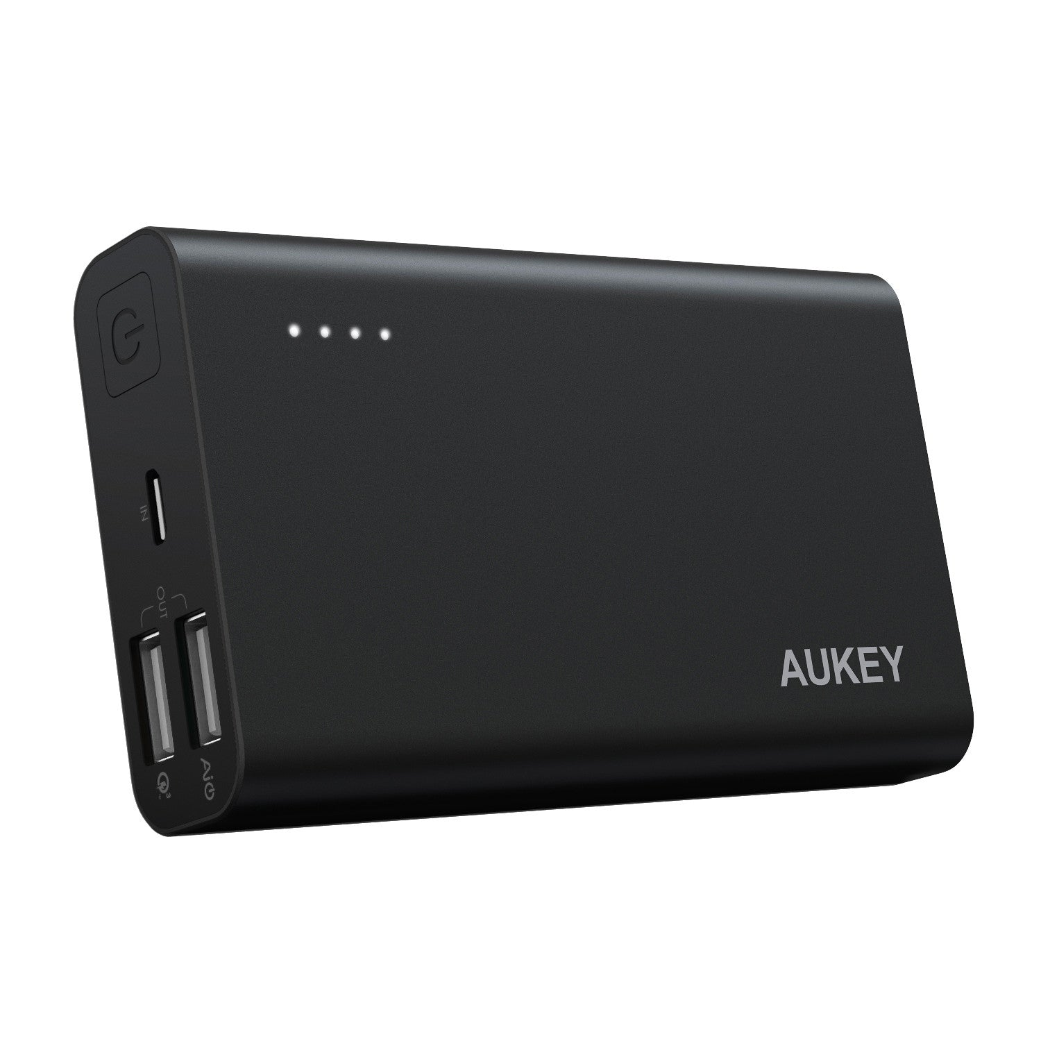 AUKEY PB-AT10 10000mAh Premium Qualcomm Quick Charge 3.0 Power Bank - Aukey Malaysia Official Store
