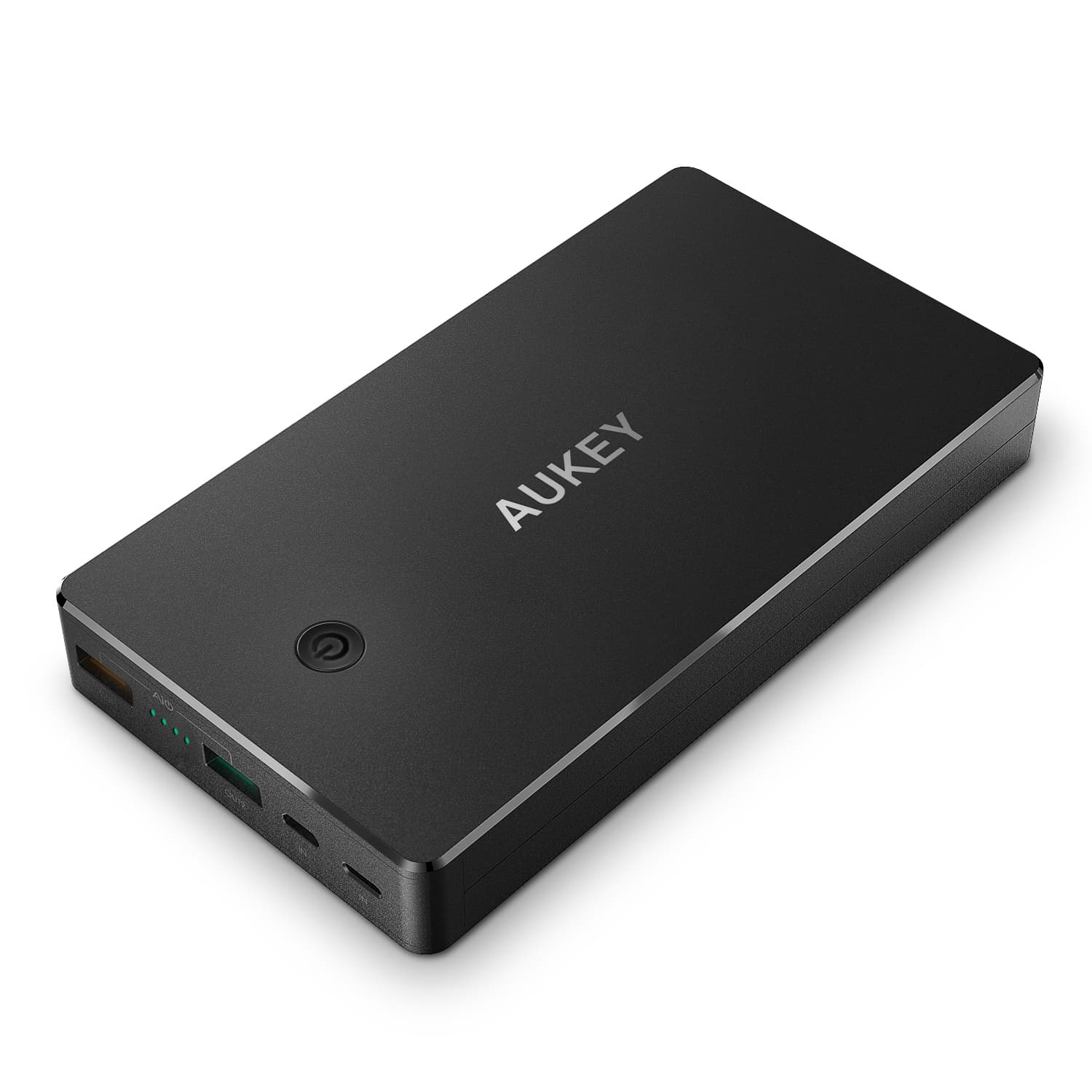 AUKEY PB-T10 V3 20000mAh Qualcomm Quick Charge 3.0 Power Bank with FCP - Aukey Malaysia Official Store