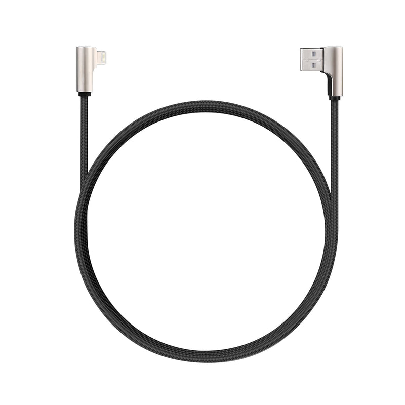CB-BAL6 Right Angle Gaming MFi Lighting Cable - 1.2m