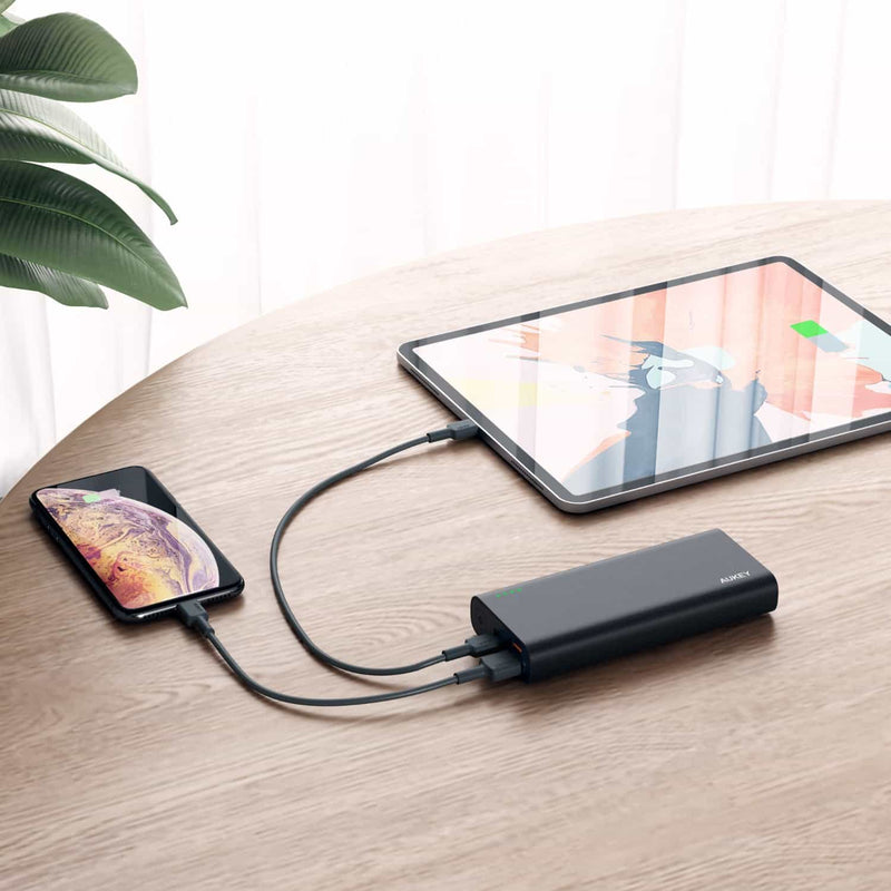 PB-XD13 20000mAh USB C QC3.0 And Power Delivery Premium Power Bank