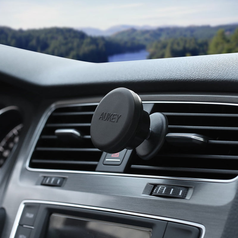 HD-C38 Air Vent Magnetic Car Phone Mount Holder