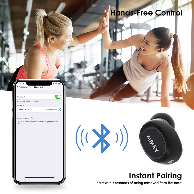 EP-T16S TWS Bluetooth 5.0 True Wireless Earbuds