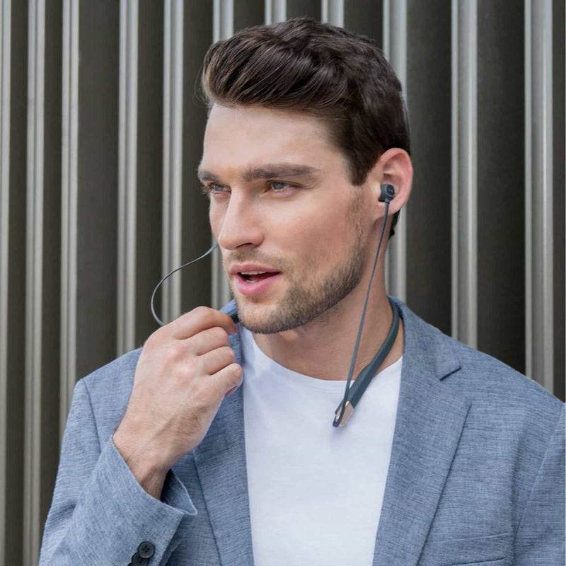 EP-B33 Qualcomm aptX Bluetooth 5.0 Neckband Wireless Earbuds