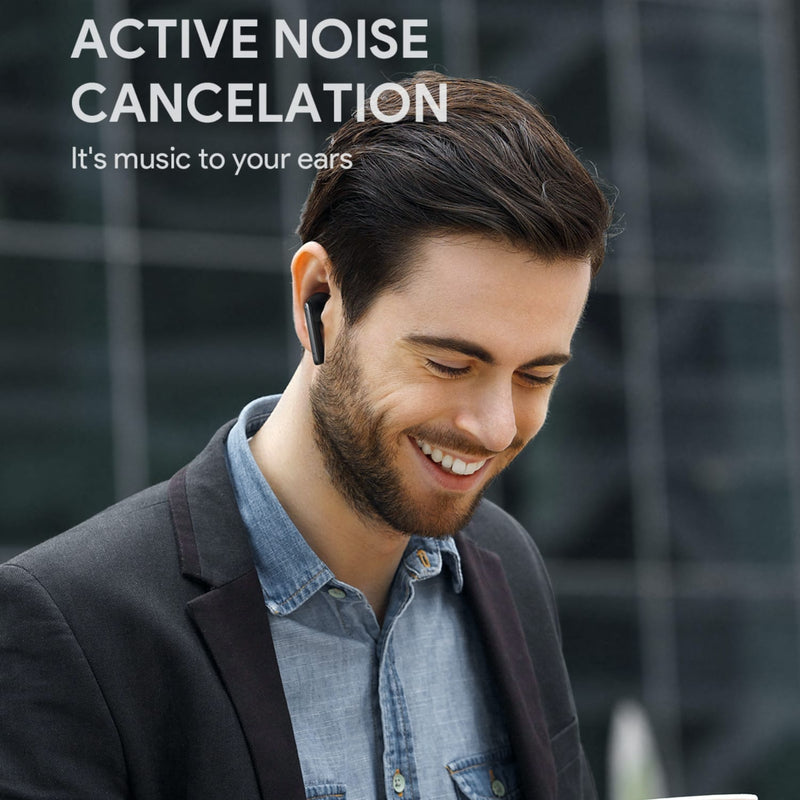 EP-N5 Active Noise Cancelling BT 5 TWS True Wireless Earbuds IPX5