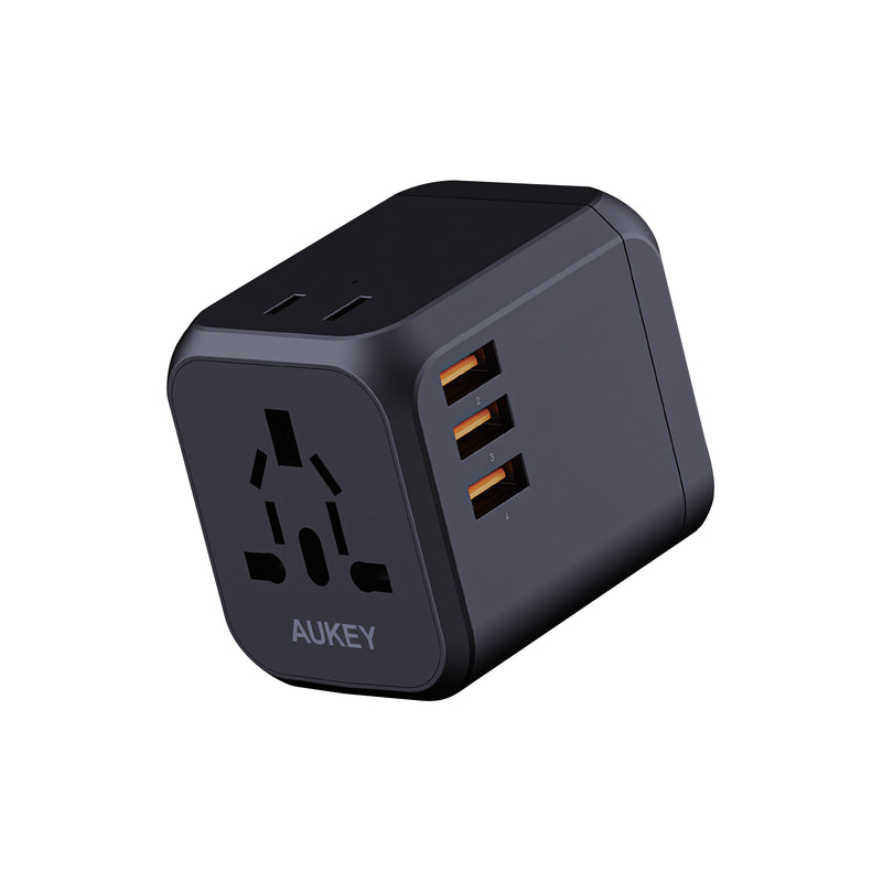 PA-TA04 Universal Adapter with 30W PD Port