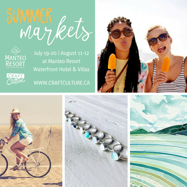 Manteo Summer Markets - Kelowna
