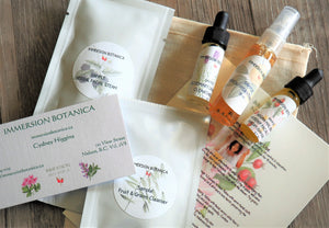 Essential Facial Sample Pack - Rosehip/Neroli
