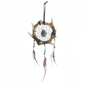 Antler Dreamcatcher Decoration
