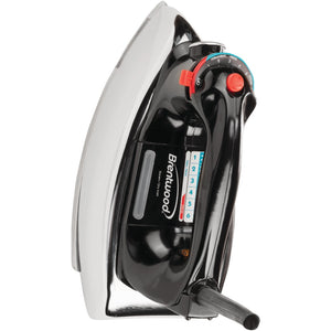 Brentwood Classic Nonstick Steam And Dry Iron