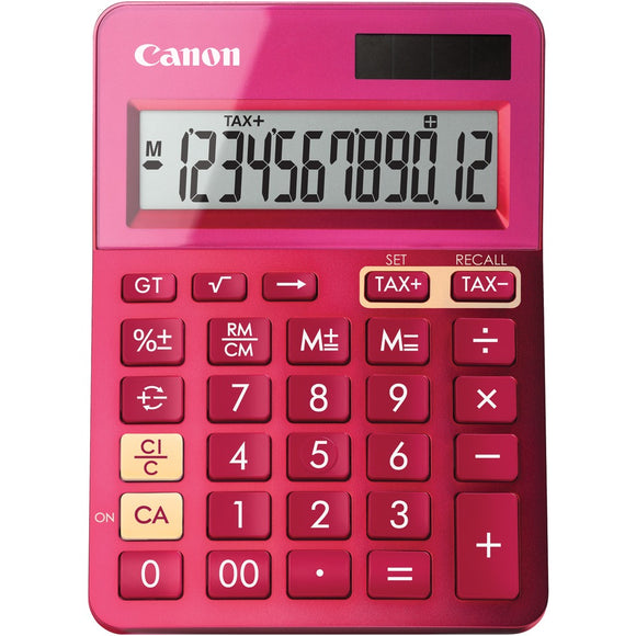 Canon Ls-123k Calculator (metallic Pink)