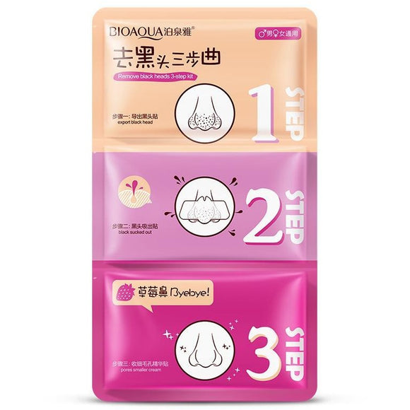 Korean Blackhead Remover Nose Mask , Korean beauty products