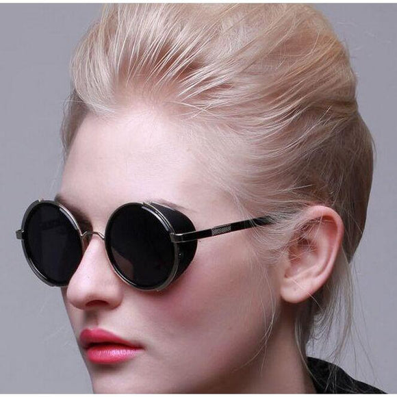 Unisex Steampunk Sunglasses ,