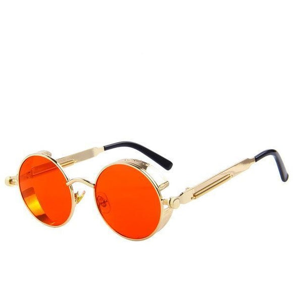 Vintage Women Steampunk Sunglasses ,