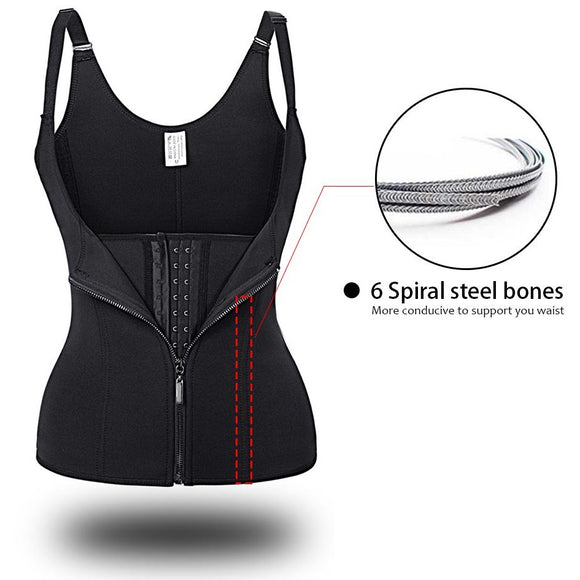 Sweat Vest Waist Trainer ,