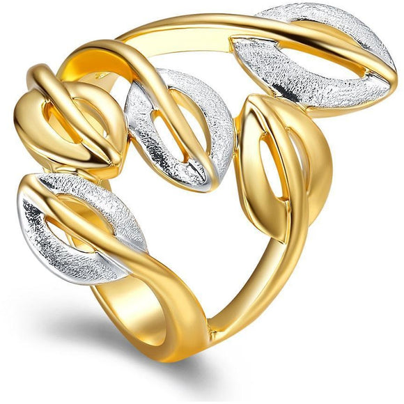 Gold Plated Ring for Woman